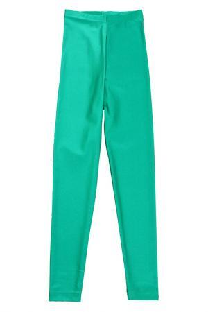 Брюки American Apparel. Цвет: зеленый