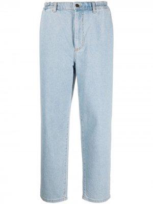 Прямые джинсы Roseanna. Цвет: синий