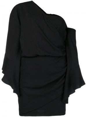 Коктейльное платье Iro. Цвет: черный
