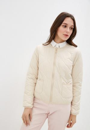 Куртка утепленная Baon. Цвет: разноцветный