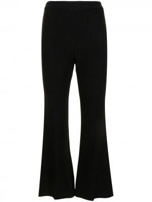 Расклешенные брюки Ports 1961. Цвет: черный