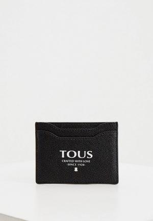 Кредитница Tous. Цвет: черный