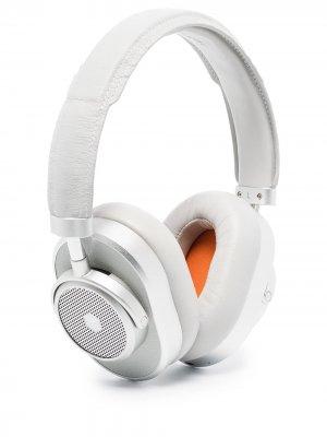 Беспроводные наушники MW65 Active Noise-Cancelling Master & Dynamic. Цвет: серебристый
