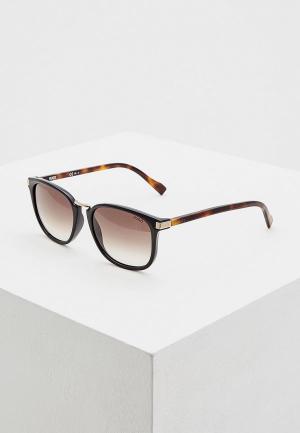 Очки солнцезащитные Hugo Boss. Цвет: коричневый