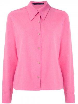 Рубашка Soft Eva. Цвет: розовый