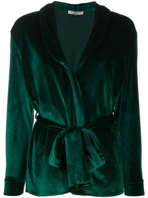 Пижама Sara Toga Gilda & Pearl. Цвет: зеленый