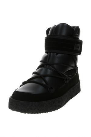 Ботинки JOG DOG. Цвет: черный балтико