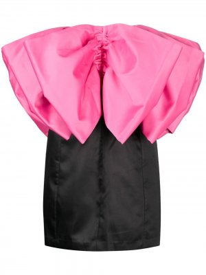 Natalie short dress ROTATE. Цвет: черный