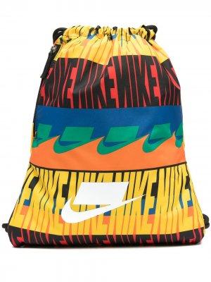 Спортивный рюкзак Heritage 2.0 Nike. Цвет: синий