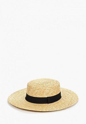 Шляпа Ivyrevel. Цвет: бежевый