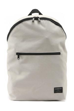 Рюкзак SANDQVIST. Цвет: серый