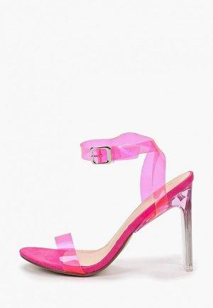 Босоножки Sergio Todzi. Цвет: розовый