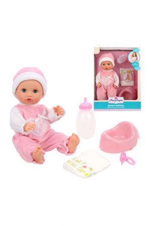 Кукла Уроки заботы MARY POPPINS. Цвет: розовый