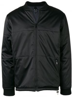 Padded bomber jacket A.P.C.. Цвет: черный