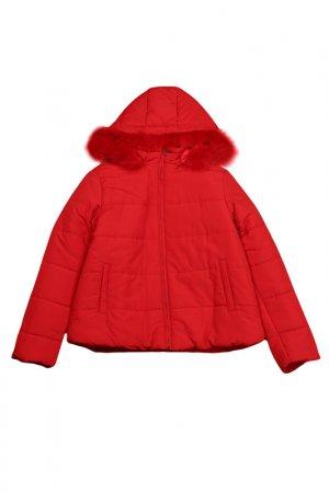 Куртка LAURA BIAGIOTTI DOLLS. Цвет: 900 красный