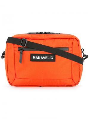 Сумка Trucks Makavelic. Цвет: оранжевый