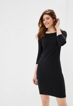 Платье Modis. Цвет: черный