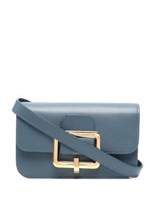 Поясная сумка Janelle Bally. Цвет: синий