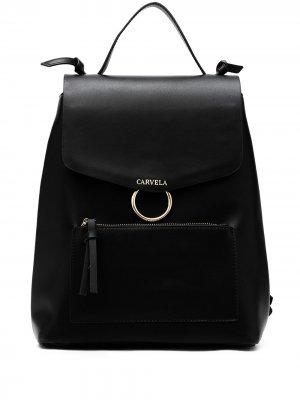 Рюкзак Jack Knot Carvela. Цвет: черный