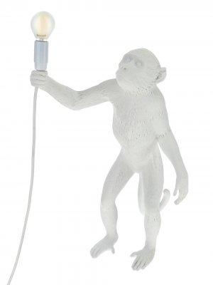 Лампа Monkey Seletti. Цвет: белый