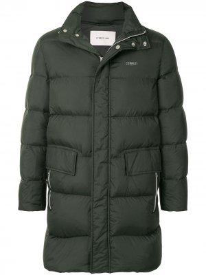 Куртка-пуховик Cerruti 1881. Цвет: зеленый