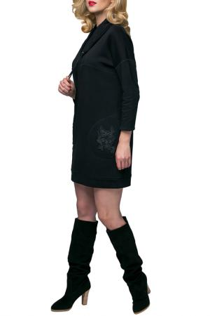 Платье Lelio. Цвет: черный
