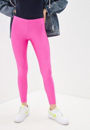 Леггинсы Pink Frost. Цвет: розовый