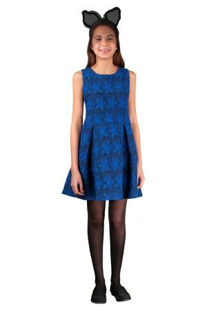 Платье BOOM. Цвет: мультицвет