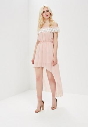 Платье Perfect J. Цвет: розовый