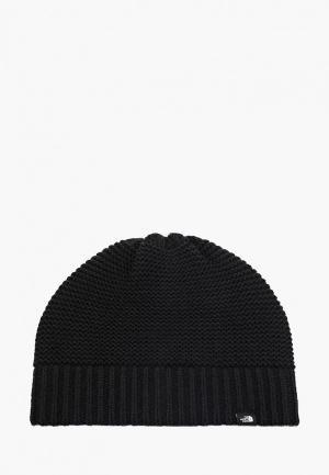 Шапка The North Face. Цвет: черный