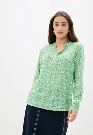 Блуза Betty Barclay. Цвет: зеленый