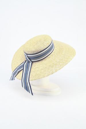Шляпа TAK ORI. Цвет: бежевый