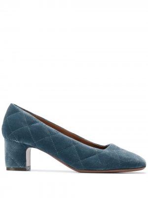 LAutre Chose туфли с квадратным носком L'Autre. Цвет: синий