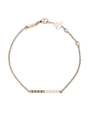 18kt rose gold Ice Cube Pure diamond bracelet Chopard. Цвет: fairmined розовый