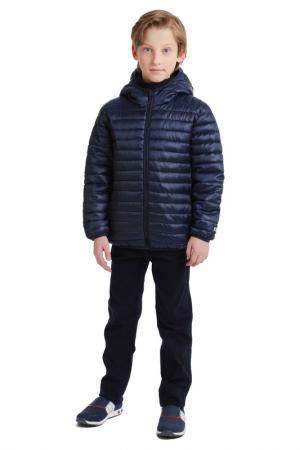 Куртка Scool S'cool. Цвет: темно-синий