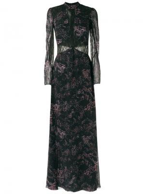 Silk gown Tufi Duek. Цвет: var4