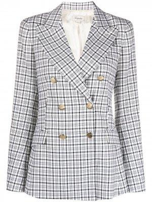 Пиджак Ingénue строгого кроя Temperley London. Цвет: нейтральные цвета