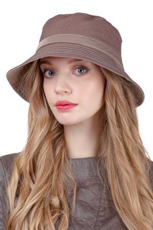 Шляпа DISPACCI. Цвет: светло-коричневый
