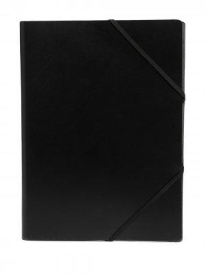 Обложка для блокнота Isaac Reina. Цвет: черный