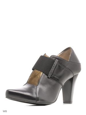 Туфли ARTY. Цвет: черный