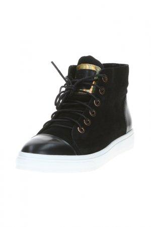 Ботинки SAN MARKO. Цвет: черный