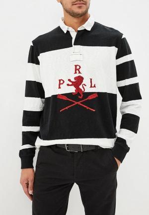Поло Polo Ralph Lauren. Цвет: разноцветный