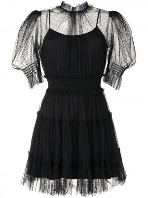 Платье мини Nova Baby Alice McCall. Цвет: черный