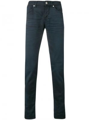 Зауженные джинсы George Dondup. Цвет: синий