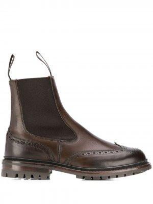 Trickers ботинки Silvia Tricker's. Цвет: коричневый