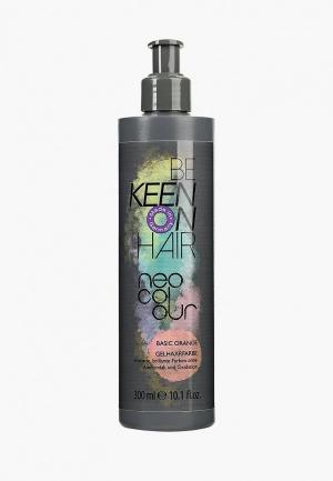 Тонирующее средство для волос Keen. Цвет: оранжевый