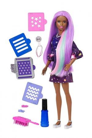 Волшебство прически Barbie. Цвет: фиолетовый