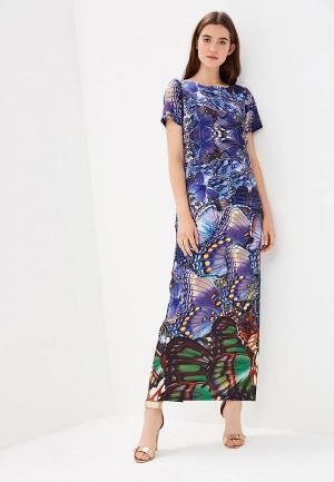 Платье Adzhedo. Цвет: фиолетовый