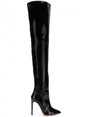 Thigh-high boots Marco Bologna. Цвет: черный