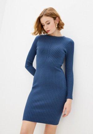 Платье TrendyAngel. Цвет: синий